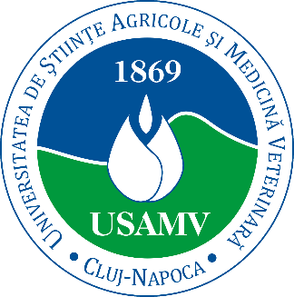 University of Agricultural Sciences and Veterinary Medicine of Cluj-Napoca